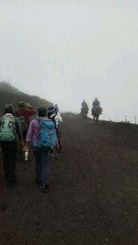 富士山五合目まで