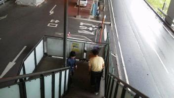 この階段をゆけば